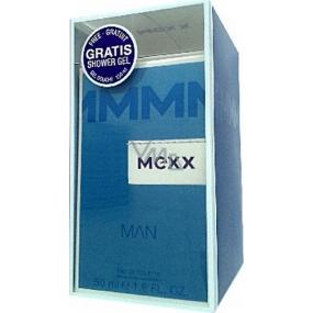 Mexx Man toaletní voda 50 ml + sprchový gel 150 ml dárková sada