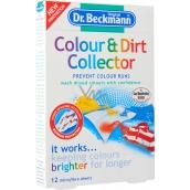 Dr.Beckmann Colour & Dirt Collector lapač barev a špíny 10 kusů
