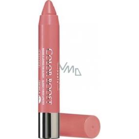 Bourjois Color Boost Glossy Finish Lipstick hydratační rtěnka 07 Proudly Naked 2,75 g