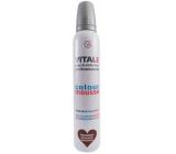 Vitale Exclusively Professional barvící pěnové tužidlo s vitaminem E Mahogany - Mahagon 200 ml