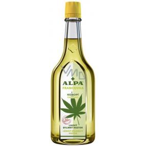 Alpa Francovka Konopí Cannabis lihový bylinný roztok 160 ml