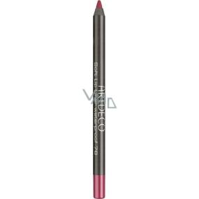 Artdeco Soft voděodolná konturovací tužka na rty 76 Sweet Red 1,2 g