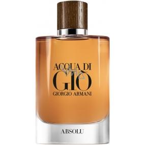 Giorgio Armani Acqua di Gio Absolu parfémovaná voda pro muže 75 ml Tester