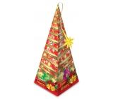 Liran Vánoční balení Černý čaj, jablko a skořice proti vysokém u tlaku, obezitě, infarktu, nachlezení, rakovině, infarktu 20 x 2 g