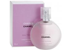 Chanel Chance Eau Tendre Hair Mist vlasová mlha s rozprašovačem pro ženy 35 ml