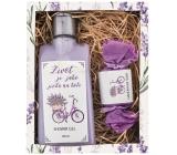 Bohemia Gifts & Cosmetics Jízda na kole sprchový gel 200 ml + mýdlo 30 g, kosmetická sada