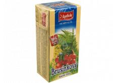 Apotheke Brusinkový ovocný čaj přispívá k normální funkci ledvin a močových cest 20 x 1,5 g
