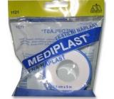 Mediplast textilní náplast cívka 2,5 cm x 5 m 1 kus