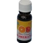 Slow-Natur Essential Pomeranč Vonný olej 10 ml