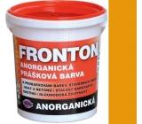 Fronton Anorganická prášková barva Okrová pro venkovní a vnitřní použití 800 g