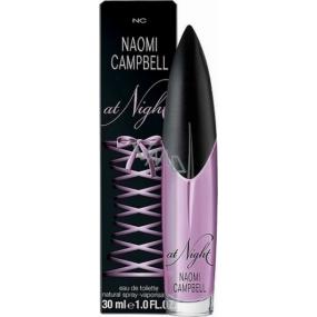 Naomi Campbell At Night toaletní voda pro ženy 30 ml