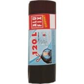 Alufix Economy Pytle na odpad černé 120 litrů, 70 x 100 cm, 10 kusů