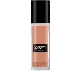 James Bond 007 for Women parfémovaný deodorant sklo pro ženy 75 ml
