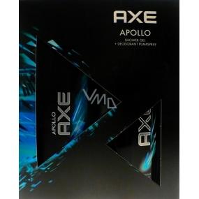 Axe Apollo deodorant pumpsprej pro muže 75 ml + sprchový gel 250 ml, kosmetická sada