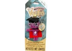 Albi Voodoo přívěšek Kouzelný Ámos 8 x 4 cm