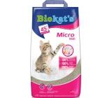 Biokats Micro Fresh stelivo pro kočky 100% jemný přírodní jíl 7 l