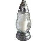 Admit Lampa skleněná slza 24 cm 36 hodin 100 g LA 393
