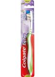 Colgate Zig Zag Plus Medium střední zubní kartáček + cestovní krytka 1 kus