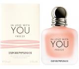 Giorgio Armani Emporio In Love with You Freeze parfémovaná voda pro ženy 50 ml
