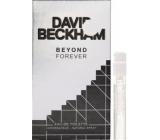 David Beckham Beyond Forever toaletní voda pro muže 1,2 ml s rozprašovačem, vialka