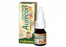 Fytofontana Aurecon Junior drops forte přírodní ušní kapky pro úlevu od bolesti 10 ml