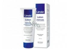 Linola Lotion tělové mléko pro velmi suchou pokožku apokožku se sklony k ekzémům 200 ml