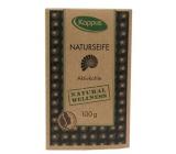 Kappus Natural Wellness Aktivní uhlí certifikované přírodní mýdlo 100 g