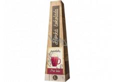 Bohemia Gifts Horká extra jemná výběrová mléčná čokoláda Pro tebe 30 g