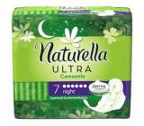 Naturella Ultra Camomile Night hygienické vložky 7 kusů