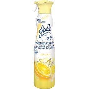 Glade by Brise Svěží citrus svěžest osvěžovač vzduchu i tkanin 275 ml sprej