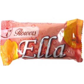 Ella Flowers toaletní mýdlo s glycerinem 100 g