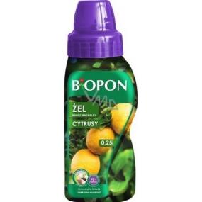 Biopon Citrusy gelové hnojivo 250 ml