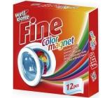 Well Done Fine Color Magnet ubrousky pohlcující barvu 12 kusů