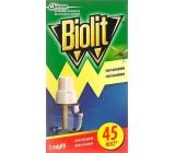 Biolit Proti komárům Elektrický odpařovač proti komárům náhradní náplň 27 ml