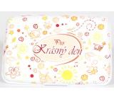 Nekupto Pouzdro na karty s věnováním Pro krásný den