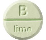 Bomb Cosmetics Limetka aromaterapie tableta do sprchy 1 kus