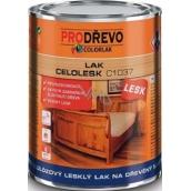 Colorlak Celolesk C1037 nitrocelulózový lesklý lak na dřevěný nábytek 0,35 l