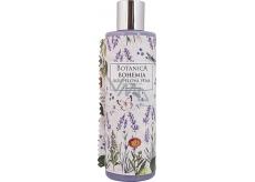 Bohemia Botanica Levandule s olivovým olejem, extraktem bylin a jogurtovou aktivní složkou koupelová pěna 250 ml