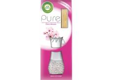 Air Wick Reed Diffuser Pure Cherry Blossom - Květy třešní vonné tyčinky osvěžovač vzduchu 25 ml