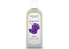 Nafigate Cosmetics Cleansing Oil dvoufázový odličovací olej, čistí pleť a odličuje všechny typy make-upu 200 ml