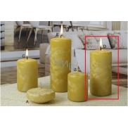 Lima Ledová svíčka zlatá válec 60 x 120 mm 1 kus