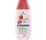 Schauma Nature Moments Jahody, banány a chia semínka šampon na poškozené vlasy 250 ml