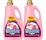 Woolite Delicate & Wool tekutý prací prostředek na jemné prádlo a vlněné oblečení 120 dávek 2 x 3,6 l