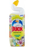 Duck Cleaning Gel Jasmine Jump WC tekutý čistící přípravek 750 ml