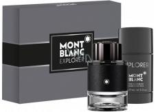 Montblanc Explorer parfémovaná voda pro muže 60 ml + deostick 75 ml, dárková sada