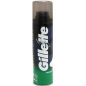 Gillette Mentolová pěna na holení pro muže 200 ml