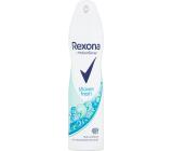 Rexona Shower Clean antiperspirant deodorant sprej pro ženy 150 ml