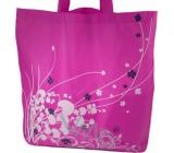 Skládací nákupní taška s pouzdrem - různé motivy, různé barvy 1 kus