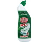 Pulirapid Wc gel čistící gelový prostředek na toaletní mísy 750 ml