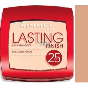 Rimmel London Lasting Finish Powder Foundation pudr 005 Warm Honey 7 g